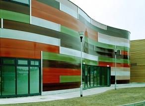 Дизайн на фасади